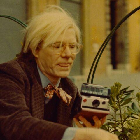Andy Warhol: Des oeuvres numériques découvertes sur ordinateur
