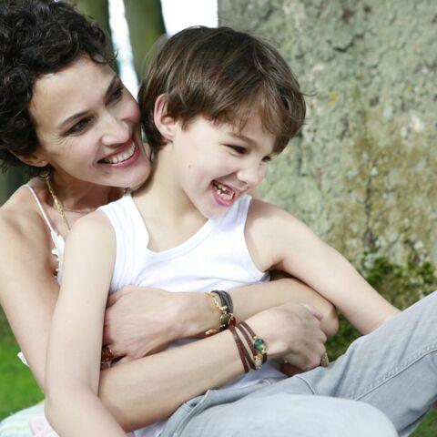 Linda Hardy: «Mon fils m'a donné la force d'entreprendre»