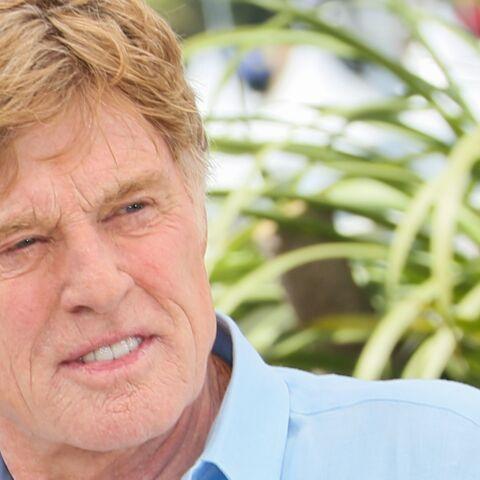 Robert Redford sauve un cheval d'une mort certaine