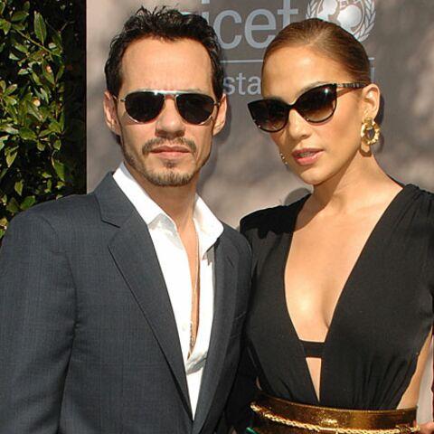 Jennifer Lopez et Marc Anthony résolus au divorce