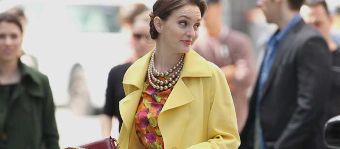 Shopping mode – Leighton Meester