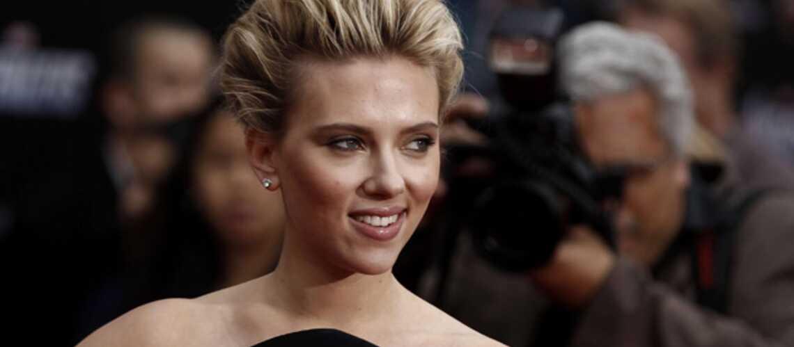 Scarlett Johansson entre chagrin et nouvel amour