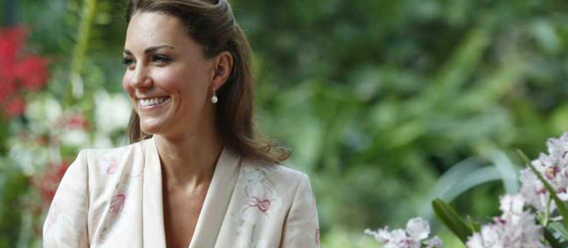 Kate Middleton ne sait pas quel vêtement choisir