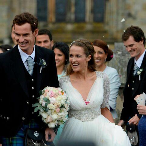 Photos- Andy Murray a dit oui à Kim Sears