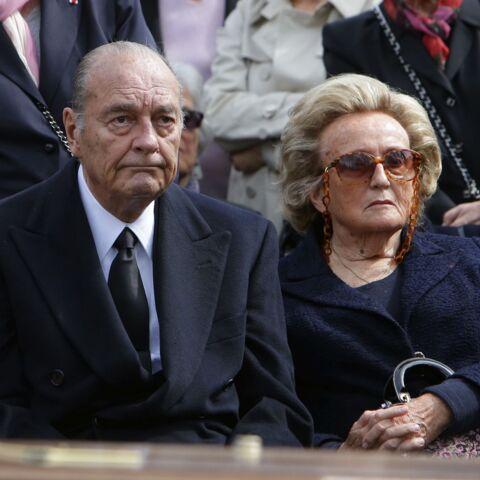Jacques et Bernadette Chirac: leur fille Laurence hospitalisée