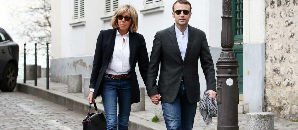 Emmanuel Macron et Brigitte rendent hommage à celle qui a permis leur amour