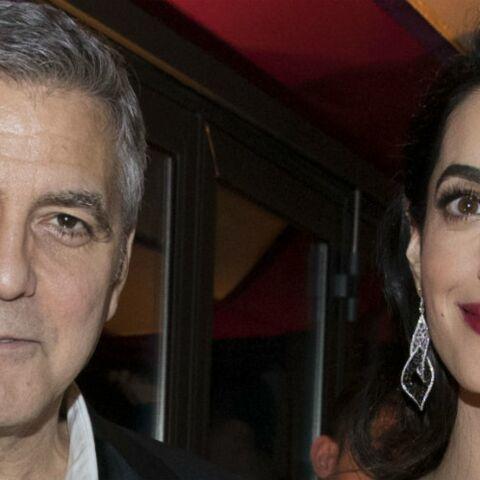 Amal et George Clooney ne dorment plus dans le même lit: «Elle l'a viré de leur chambre»