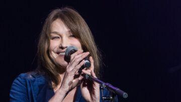 Carla Bruni, «la chanteuse française la plus connue dans le monde», fait le grand saut pour son retour à la musique