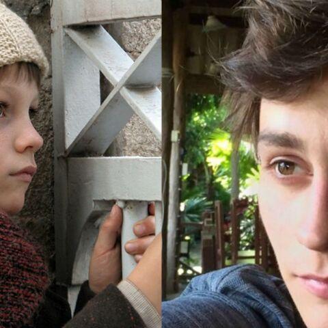 Maxence Perrin («Un fils»): le Pépinot des «Choristes» est aujourd'hui un sacré beau gosse!