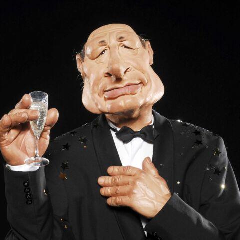 De la drogue dans la tête de Jacques Chirac