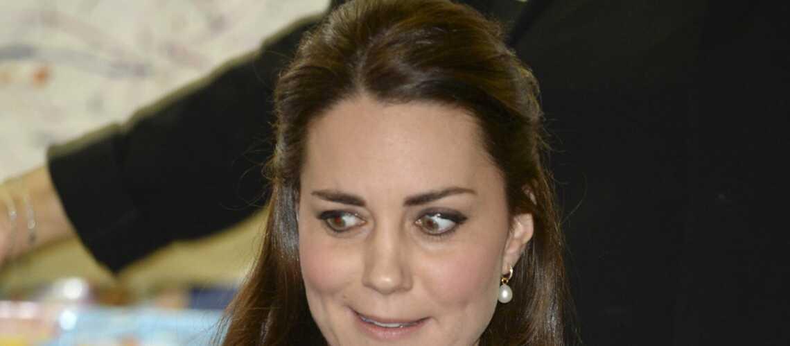 Kate et la grimace rebelle