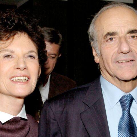 Le meilleur soutien de Jean-Pierre Elkabbach, sa femme depuis 45 ans: l'écrivaine Nicole Avril