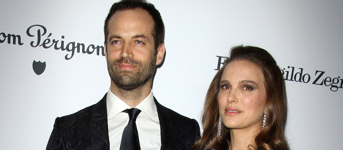 PHOTOS – Natalie Portman, très enceinte, au bras de son époux Benjamin Millepied