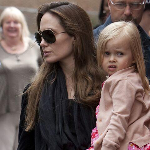 Angelina Jolie assure l'avenir de sa fille