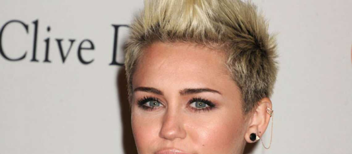 Miley Cyrus sort de ses gonds