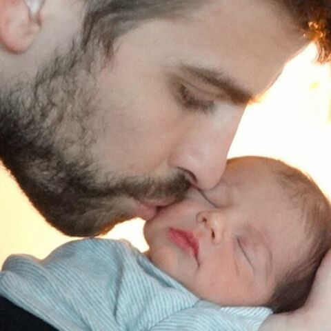 """Gerard Piqué: """"J'essaye d'être le meilleur père possible"""""""