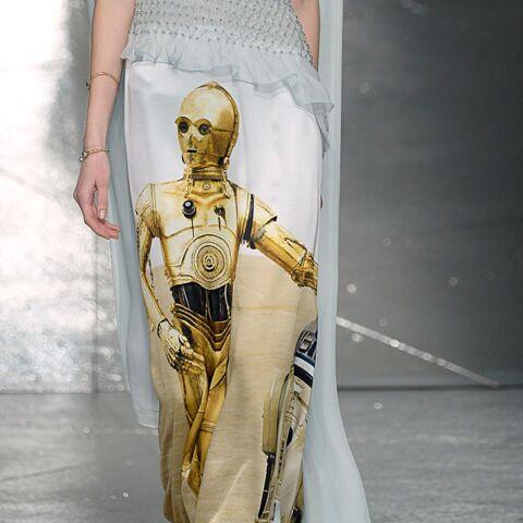 Star Wars s'invite au défilé Rodarte