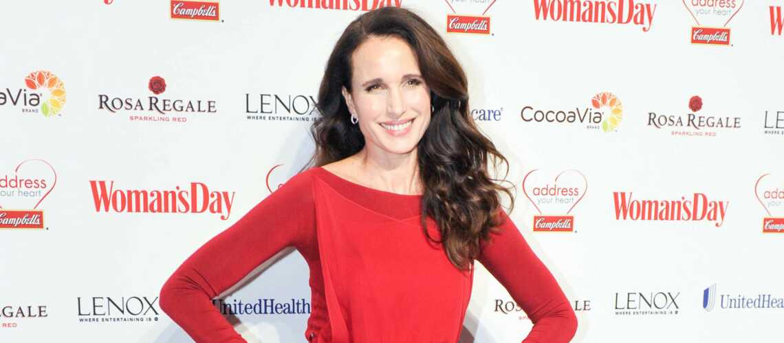 Andie MacDowell, Jennifer Aniston, les stars voient rouge