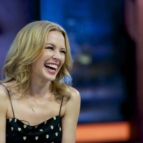 Kylie Minogue est amoureuse