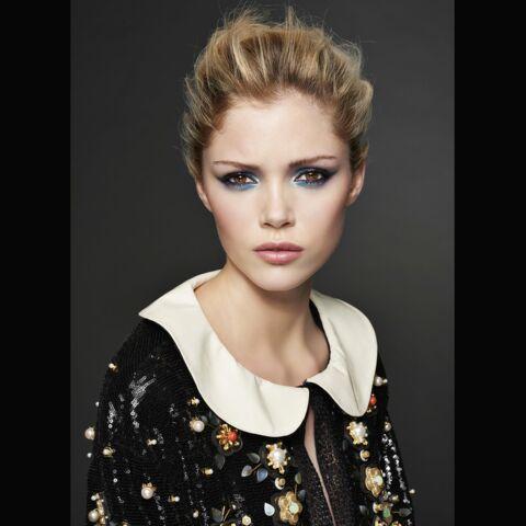 Make-up: les yeux de chat de Chanel