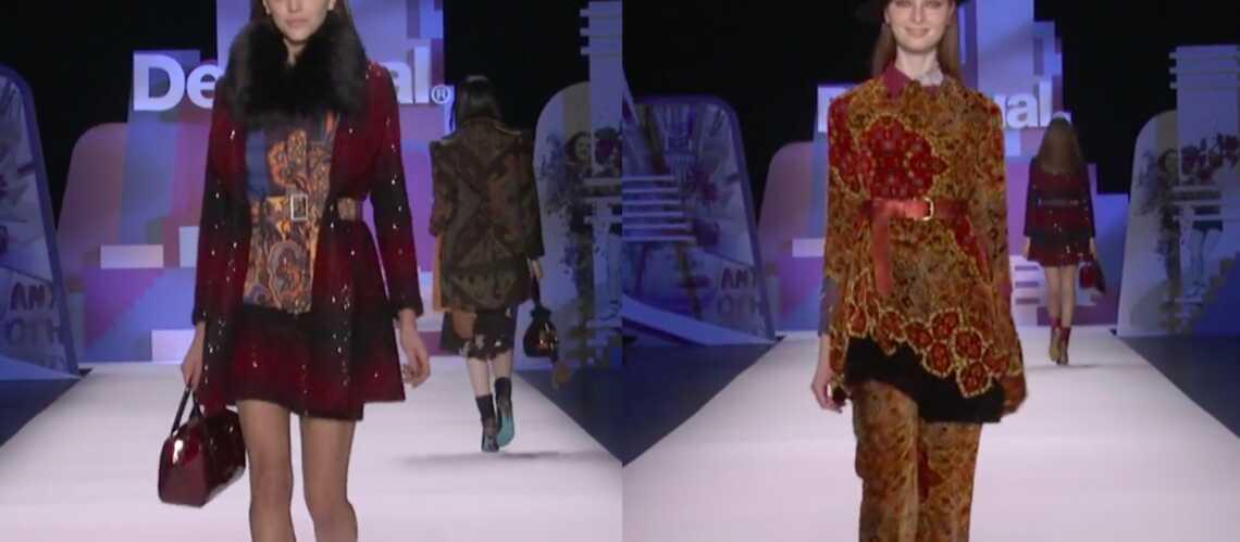 Fashion Week de New York: Desigual libère la mode