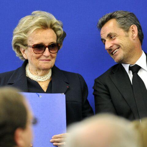 Le livre de Nicolas Sarkozy est «une bible» pour Bernadette Chirac