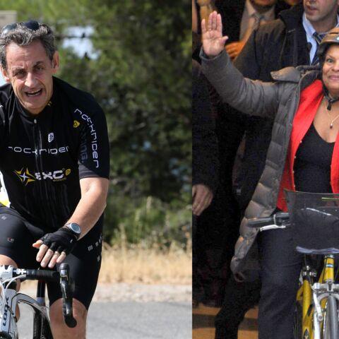 Christiane Taubira dans la roue de Nicolas Sarkozy
