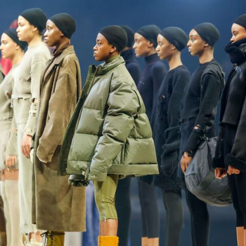 New York Fashion Week – Kanye West, du spectacle rien de plus