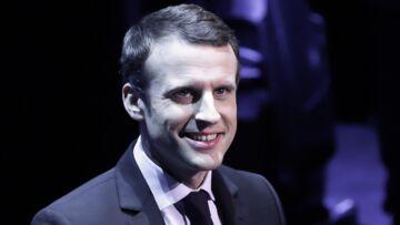 «Je suis l'amant de Line Renaud», Emmanuel Macron s'amuse des critiques à propos de ses soutiens
