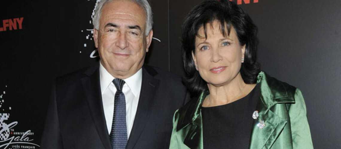DSK et Anne Sinclair doivent plus de 12000 euros au fisc américain
