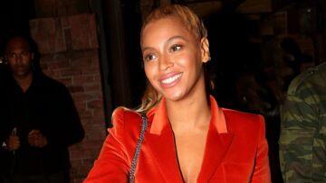 Beyoncé cache son ventre…