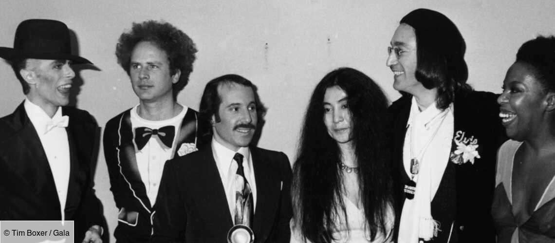 Yoko Ono L Histoire De Sa Photo Truquee Avec David Bowie Gala
