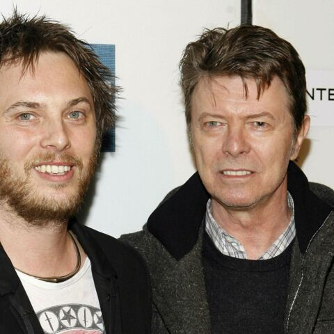 David Bowie, papa gâteau