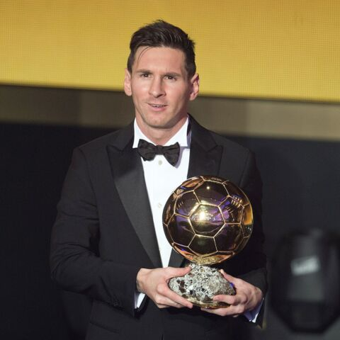 Lionel Messi remporte son 5e Ballon d'Or