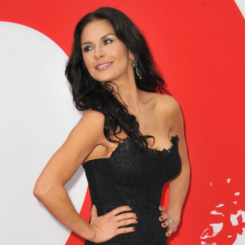 Catherine Zeta-Jones, bien remise de sa cure