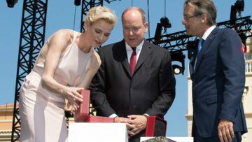 Albert de Monaco reçoit des «bijoux emblématiques de la Maison Cartier» pour ses enfants