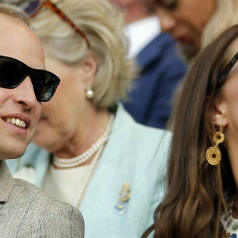 Kate et William félicitent Andy Murray