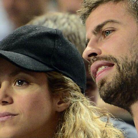 Vidéo – Gerard Piqué se moque de Shakira en plein selfie