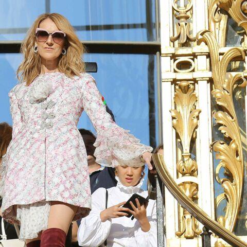 Céline Dion: comment la mode l'a aidée dans son deuil de René Angelil