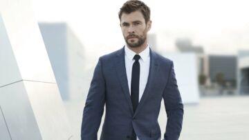 Chris Hemsworth devient ambassadeur Boss Bottled pour Hugo Boss