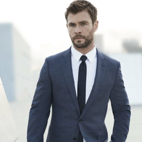 Chris Hemsworth devient ambassadeur Boss Bottled pour Hugo Boss
