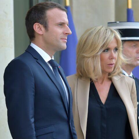 Emmanuel et Brigitte Macron: Un dîner à la tour Eiffel pour le séjour à Paris de Melania et Donald Trump