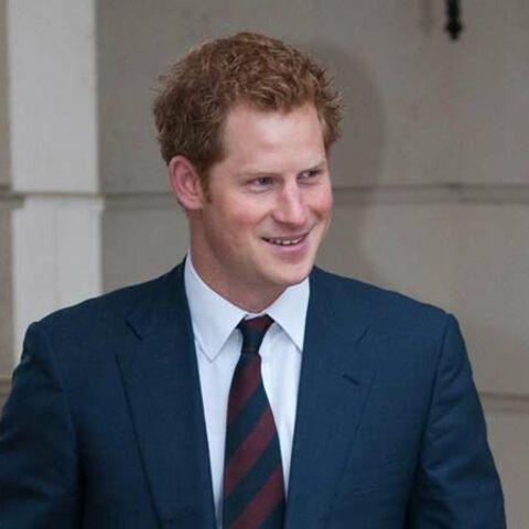Le prince Harry, encore une blonde dans sa vie?