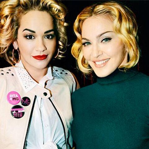 Rita Ora recrutée par Madonna