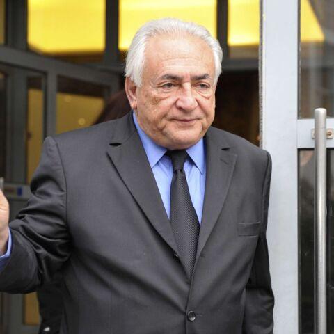 Dominique Strauss-Kahn et sa compagne Myriam L'Aouffir se sont mariés