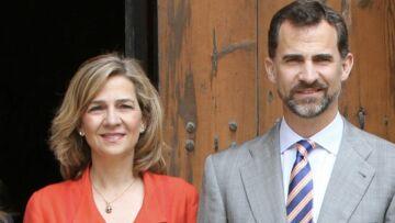 Sanction: l'infante Cristina n'est plus duchesse