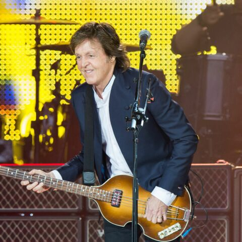 Paul Mc Cartney en grande forme au Stade de France