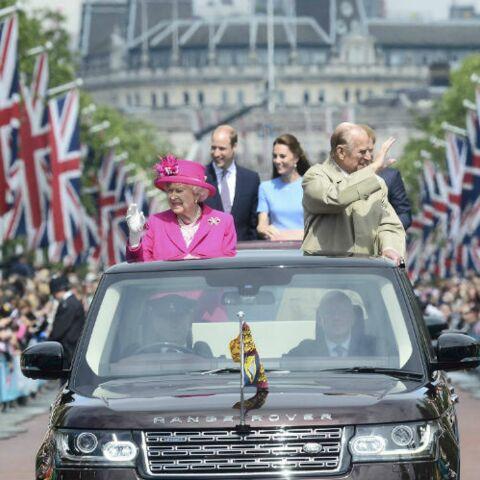 Elizabeth II, un anniversaire sans George et Charlotte