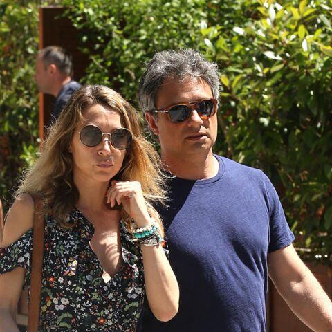 PHOTOS – Laura Smet et son chéri photographiés à Roland-Garros, ils sont fous amoureux