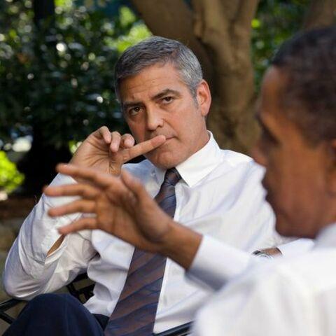 George Clooney récolte 15 millions de dollars pour Barack Obama